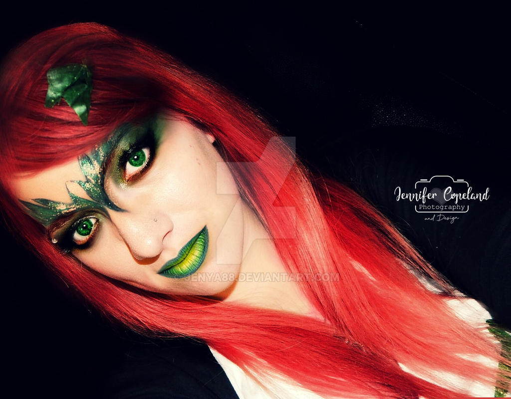 Jenya as Poison Ivy
