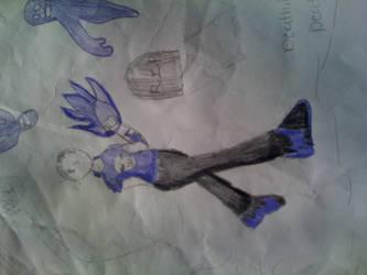 fairy tail oc deathie the grim power by jetblaze42