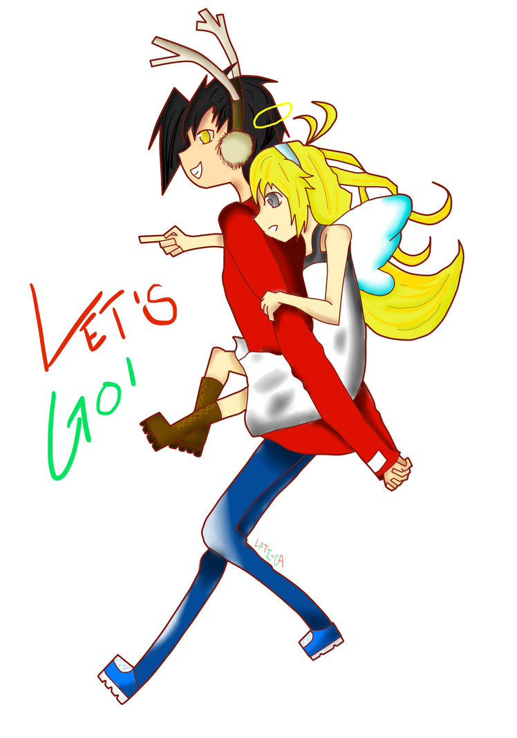 'Lets go' :Contest Entry: by Lati-CA