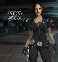 Jaina Solo by Irishmile