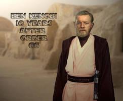 Ben Kenobi by Irishmile
