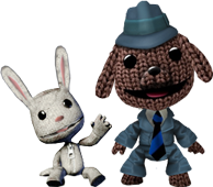 Sam and Max LBP by Irishmile