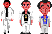 Leisure Suit Larry 4? by Irishmile