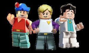 Lego Sierra Allstars 3 faves