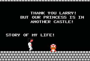 Super Leisure Suit Larry Bros by Irishmile