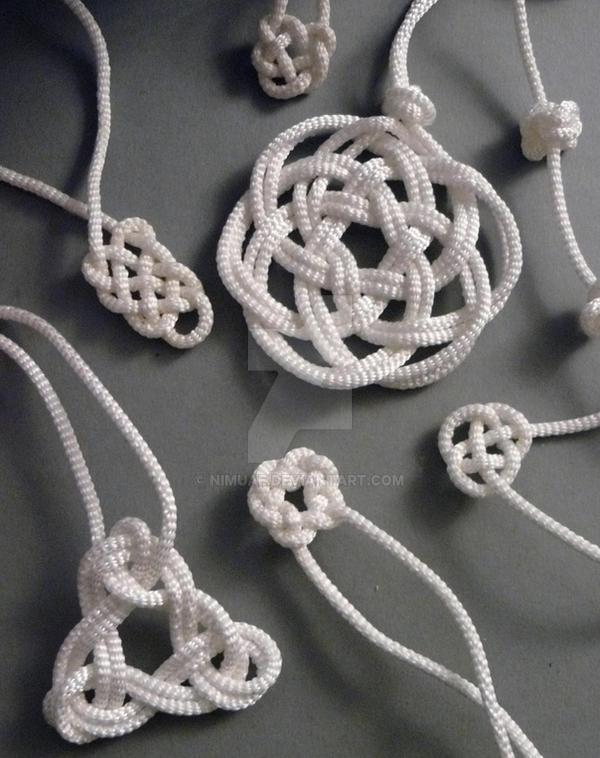 Celtic knots by nimuae