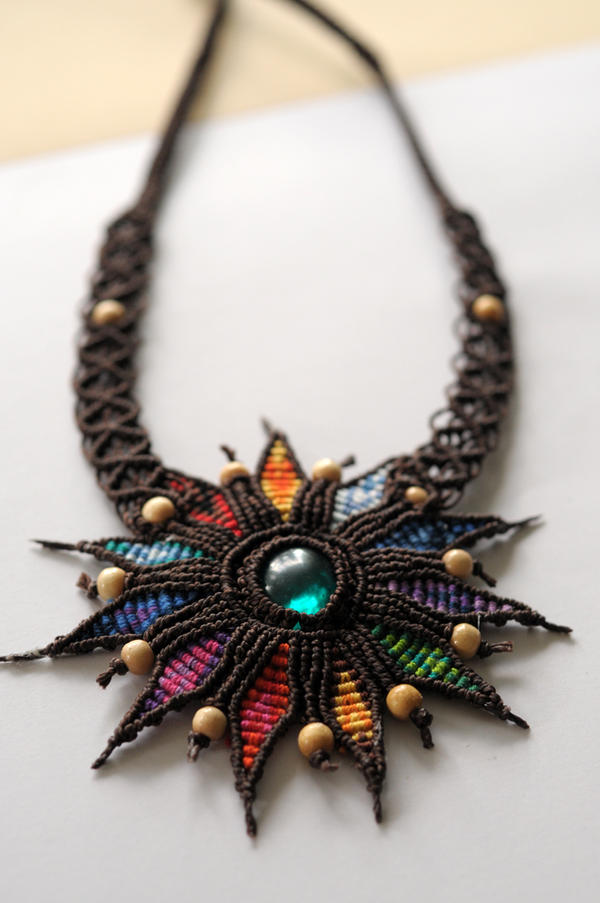 Eye of the sun by nimuae