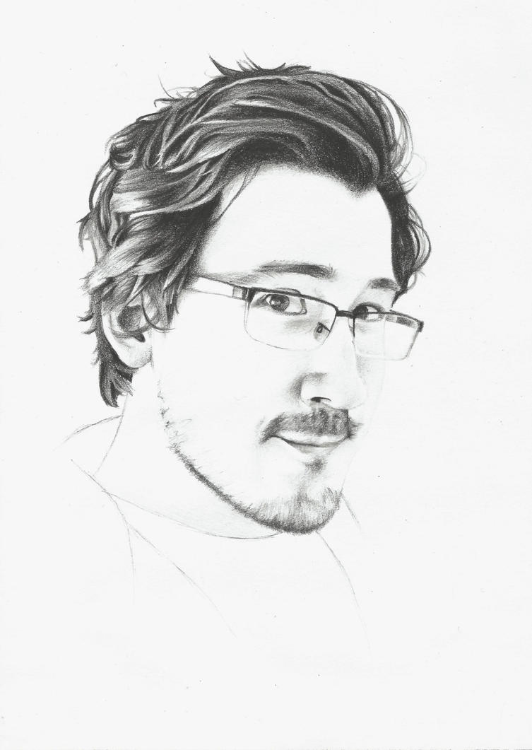 Markiplier by EnigmaticDoodle