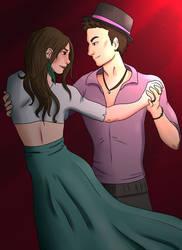 Danse avec moi by Mielinna