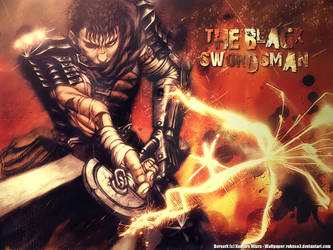 Berserk: The black swordsman by rokuso3