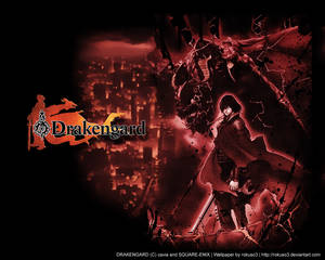 Drakengard: the one-eyed man
