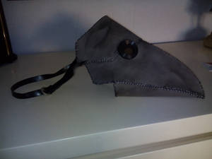 Plague Doctor Mask (Complete?)