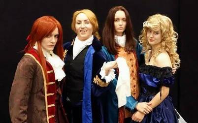 A Big Happy Family - Claudia (Vampire Chronicles) by Rhychu-Cosplay