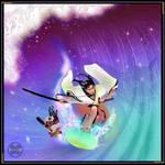 SAMURAI-SURF