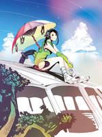 umbrella by kyan-dog