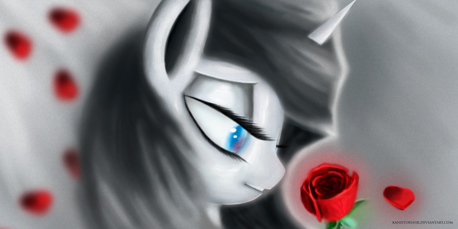 Rose by KANISTORSHIK