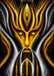 Deity or demon