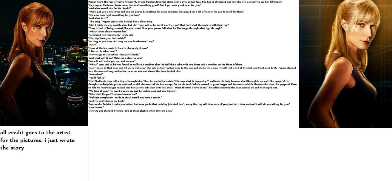 a walk in my shoes tg part 2 by toatg