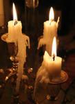 Like a candle ...