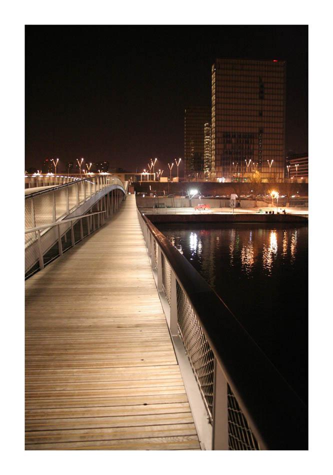BNF at night
