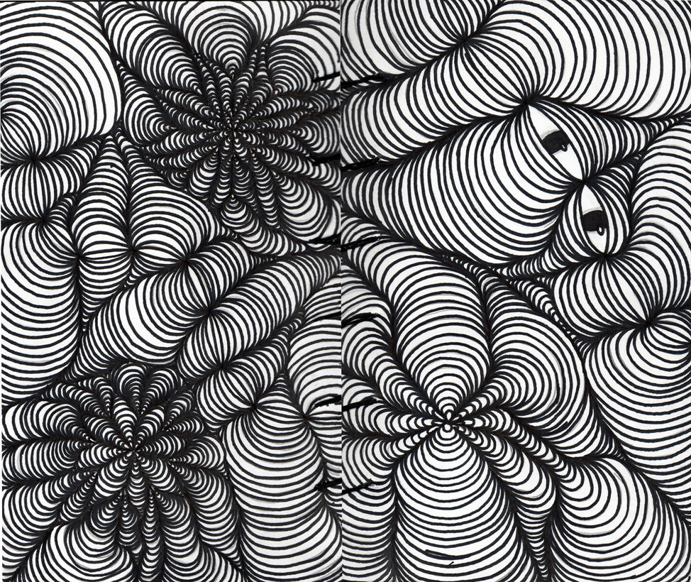 Op Art Designs : Op art design by hayzergirl on deviantart