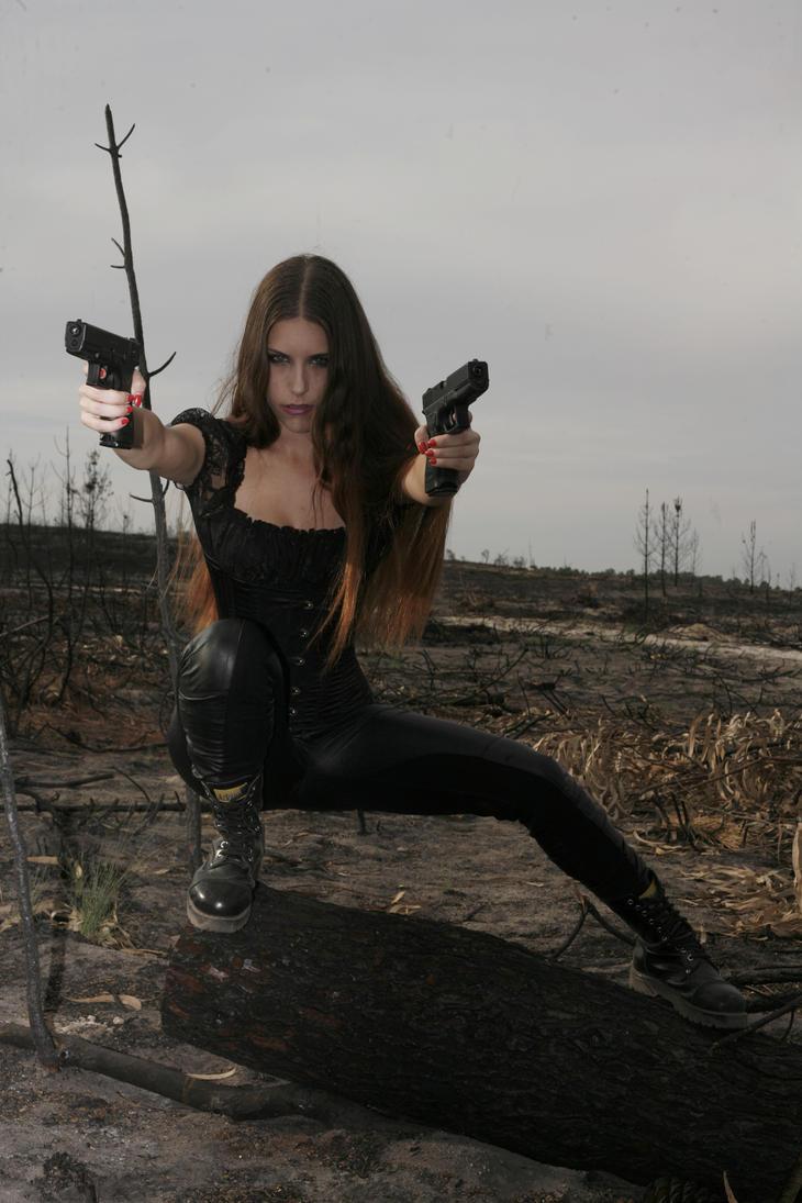 Woman Killer by KahinaSpirit
