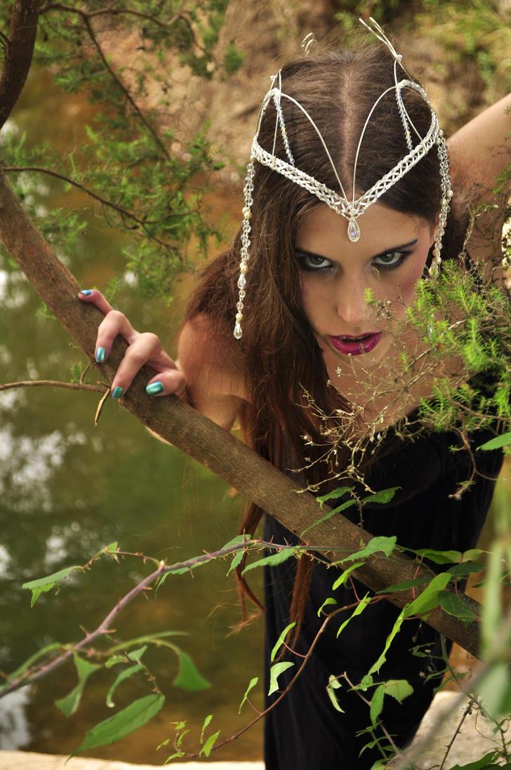Dark Fairy III by KahinaSpirit