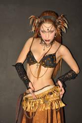 Tribal Queen Stock III by KahinaSpirit