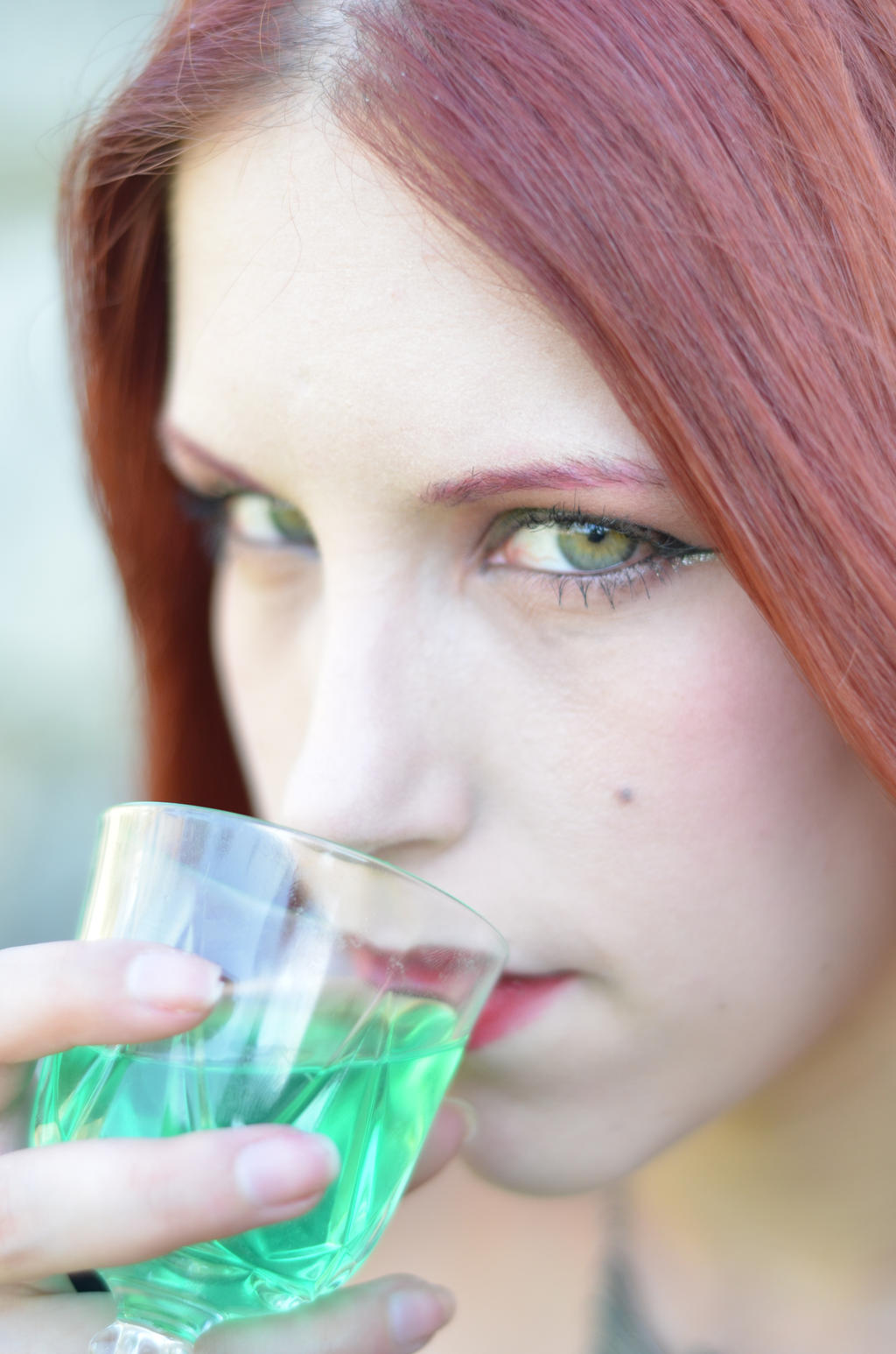 Poison Stock IV by KahinaSpirit