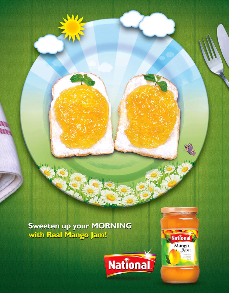 Poster design1_National Food by nasar-ullah-khan