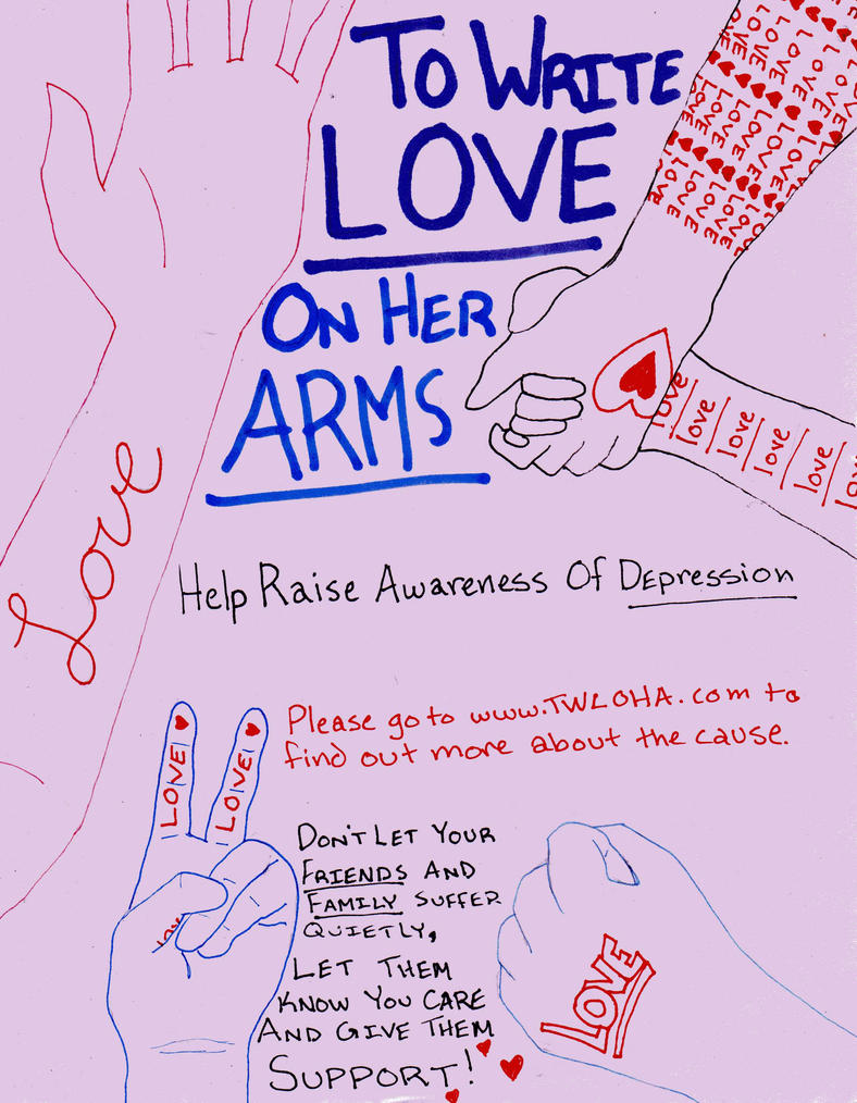 to write love on her arms essay