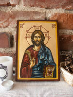 Jesus Christ Byzantine Icon