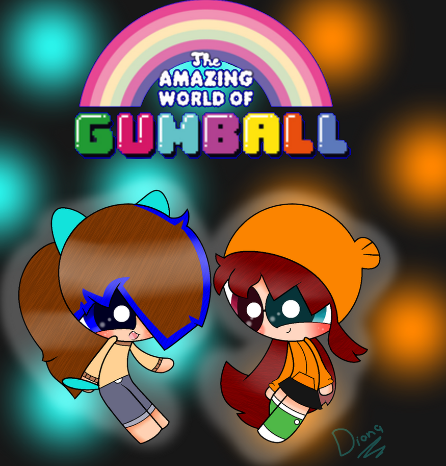 cosplay world of gumball The amazing