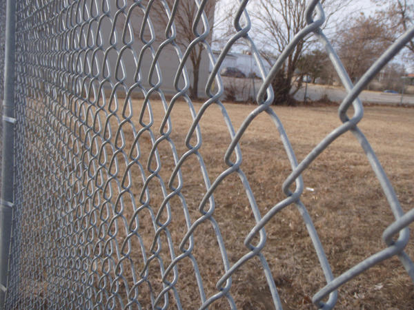 Chain Link Fence Wallpaper: Chain Link Fence By Ninein-theafternoon On DeviantArt