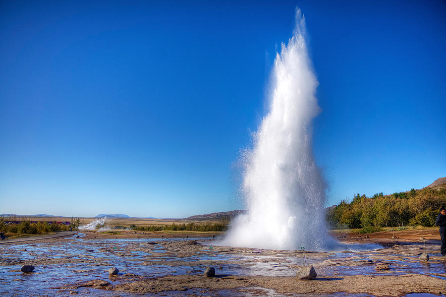 Strokkur by Willihelm