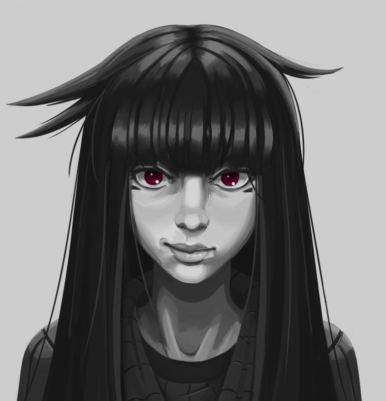 Uu Portrait by calponpon