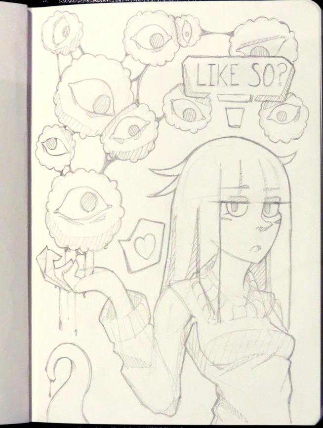 Sketchbook 002 by calponpon