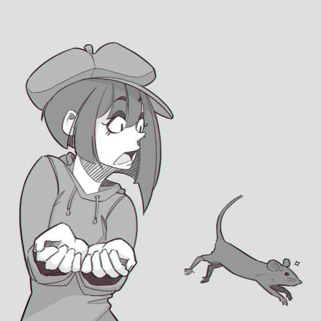 Rat feat. Rat the rat by calponpon