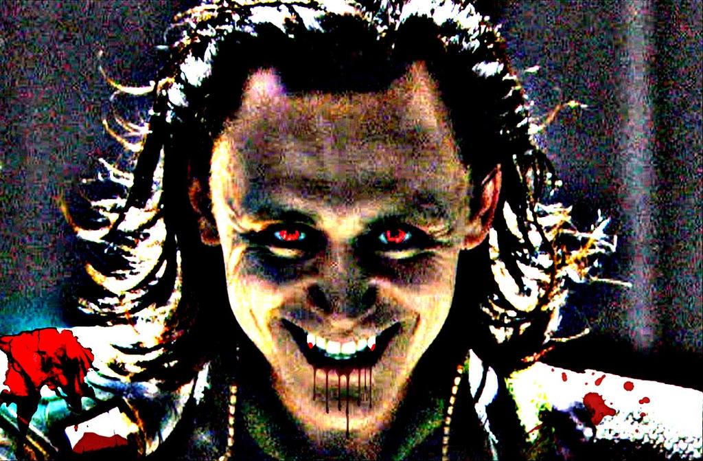 Vampire Loki - Infecting Shield