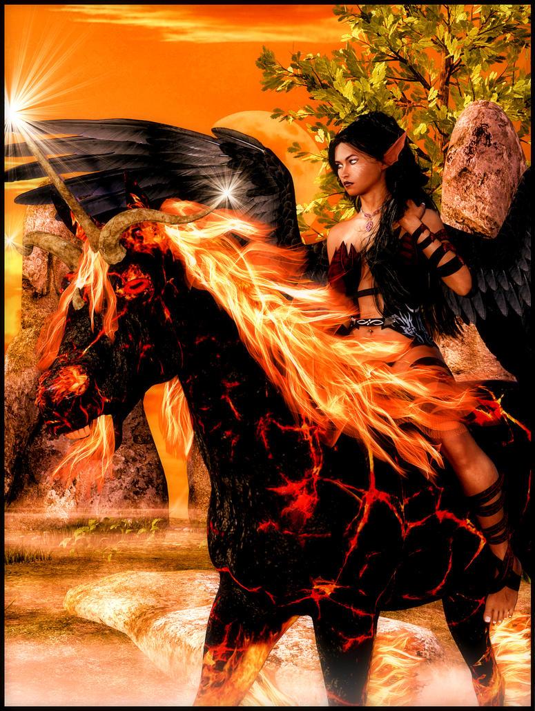 Darkness Rising (Take 2) by Shadowhawk9973