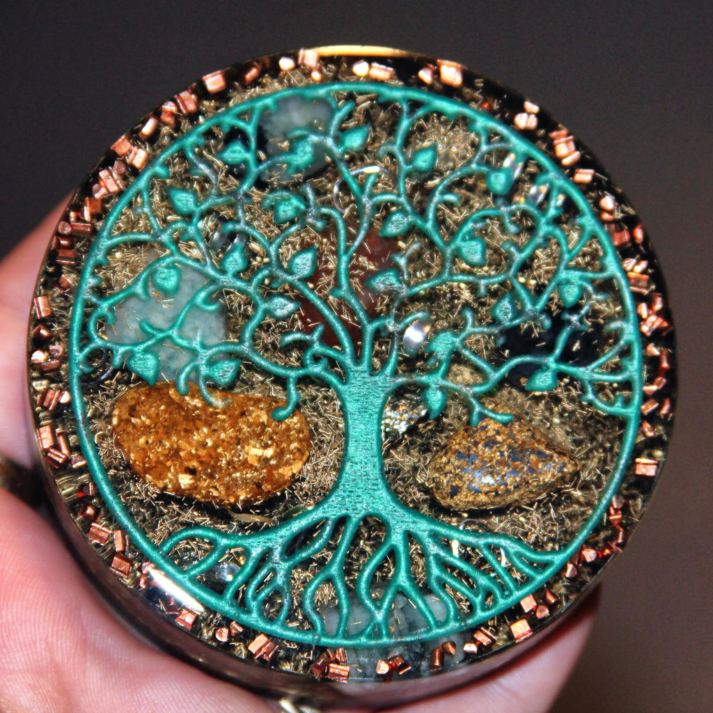 Tree of life Paperweight
