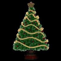 Christmas tree 2 by Shadowhawk9973