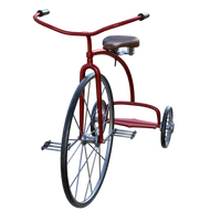 Tricycle 1 by Shadowhawk9973