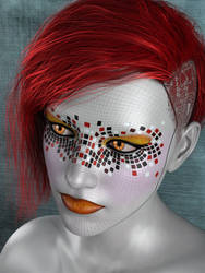 Tes (Synthetic Life Form,Generation 1B) by Shadowhawk9973