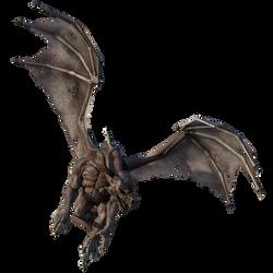Vampire Dragon Pose3 by Shadowhawk9973