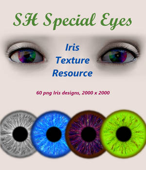 SH Special Eyes Iris Texture Resource Promo1