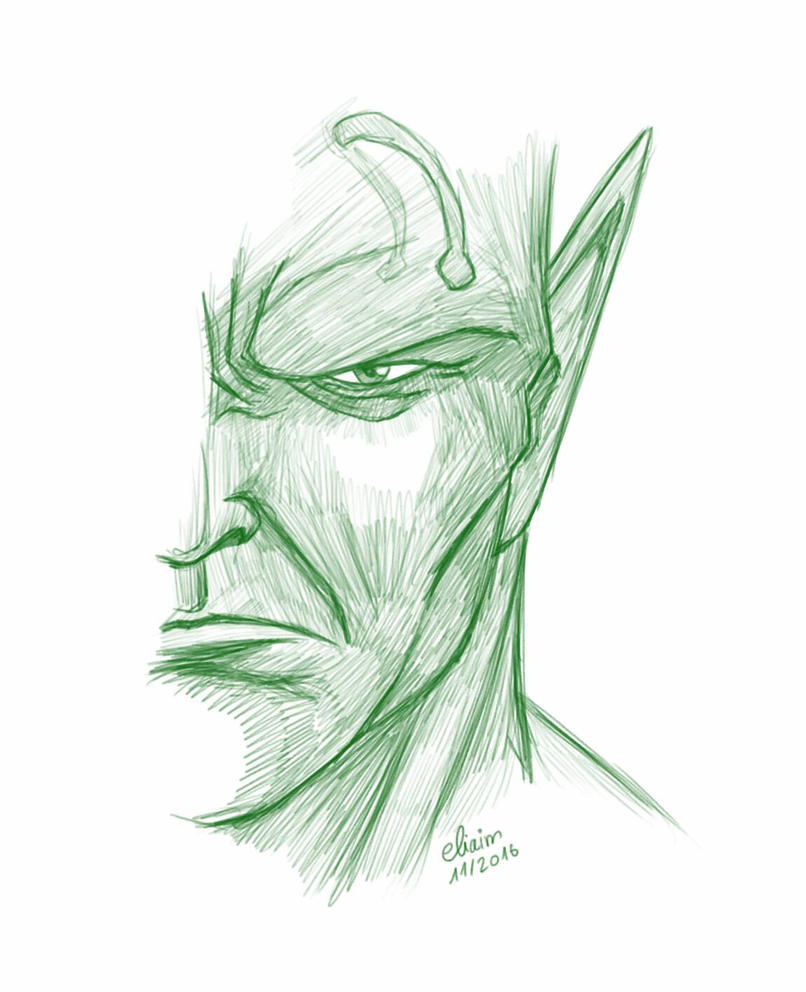 Piccolo sketch by eliaim
