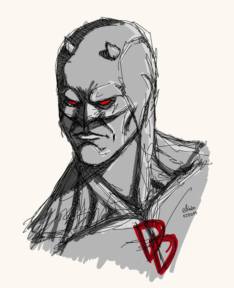 Daredevil by eliaim