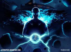 Voltage - The Fallen Hero by JayGraphixx