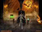 The Throne Of A Witch